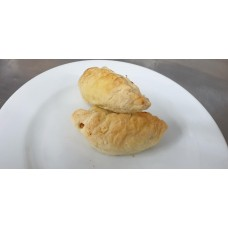 Hot cocktail cornish pasty
