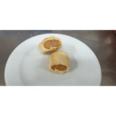 Cold cocktail sausage roll